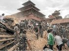 "A CENTRAL Queensland expert dubbed the Australian Government aid to earthquake-struck Nepal a  ""band-aid"" measure."