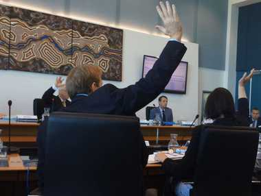 Councillors vote against Sekisui town plan changes