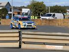 TEAM Betta Warwick performed well and posted some very competitive times in the Targa Tasmania rally.