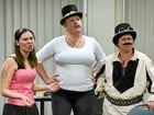 Shakespeare: Ophelia thinks harder about Hamlet