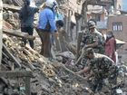 EXPERTS fear another earthquake may be coming in Nepal.