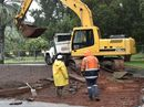Queens Park undergoes 'spit and polish'