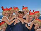 COFFS Harbour Musical Comedy Company's latest production is 'Anything Goes', a riotously funny musical.