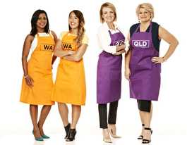Queensland mums Jac and Shaz through to MKR grand final