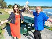 AFTER months of preparation, the Woolgoolga tourism website and advertising campaign will officially launch on Thursday.