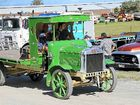 TIME WARP: Take a trip back in time at the Heritage Truck Association Australia annual show.
