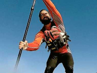 Mark Kalch was named one of the world's 50 most adventurous men by New York based Men's Journal.