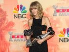 TAYLOR Swift came out on top during last night's American Music Awards, securing three gongs.