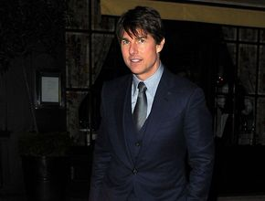Tom Cruise wanted to see fireworks