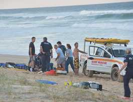 Coolum family's swim ends in tragic drowning