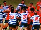 ONE of the players involved in a brawl during a rugby union game in Rockhampton on ANZAC Day has escaped spending time in jail.