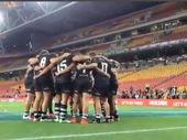 THE seeds of the Kiwis' remarkable victory on Sunday were sown on the ninth floor of their inner city Brisbane hotel.