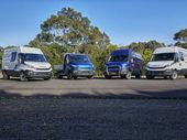 "THE buzzword thrown around by the be-suited Iveco team on the new Daily's Australian launch was ""excited""."