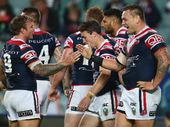 JAKE Friend has further pressed his claims for State of Origin selection with a dominant performance in the Sydney Roosters' 36-4 demolition of Wests Tigers.