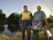 FARMERS and business owners are counting the cost of the recent Wivenhoe Dam releases, which flooded infrastructure and washed away sections of river bank.