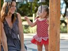 TORBANLEA mum Joelle Kelly reckons her daughter won a few hearts during her visit to Melbourne, where she took part in a Bonds Baby photo shoot.