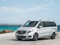 MERCEDES-BENZ will launch the new V-Class people-mover from $85,500 when it officially goes on sale in July.