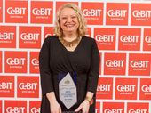 SUNSHINE Coast Council IT professional Ann Yardley has been awarded a premier Federal Government award, taking out the ICT Professional of the Year gong.