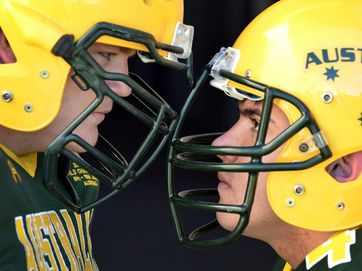 Sunshine Coast Stadium will become an international American football (gridiron) venue for the first time when Trans-Tasman rivals Australia and New Zealand meet in an Under 19 World Cup qualifier on Saturday, July 11.