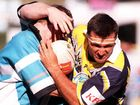 RUGBY LEAGUE: Sarina's Glen Murphy was in the North Queensland Cowboys' first squad 20 years ago.