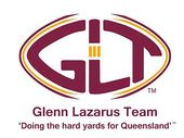 STATE of Origin legend turned Palmer United Party Senator turned independent Glenn Lazarus is forming a new political party bearing his name.