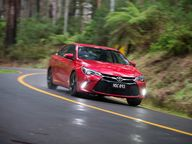 Toyota has just launched the 2015 Camry, which has lower prices and improved external appeal.