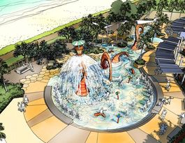 A lazy river pool is the latest idea for Yeppoon Foreshore