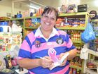 SHE might run only a small grocery store, but Yvonne Brain is always thinking about her local Cunnamulla community.