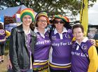 Residents step out in Mackay's Relay for Life.