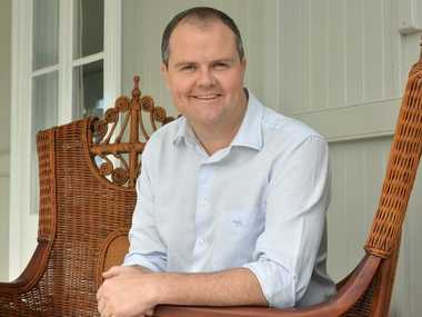 Ted O'Brien has today been announced the official LNP candidate for the seat of Fairfax.