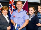 STATION officer Peter Von Nida was honoured recently for his 20 years of service as a Queensland firefighter.