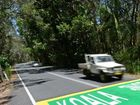 Clothiers Creek Rd and Numinbah Rd have been targeted as part of a new road safety campaign.
