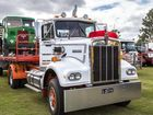 Yesteryear Truck and Machinery Show on in July.