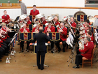 The International Staff Band of The Salvation Army exists to spread the message of Christ primarily through music and aims for the highest standards.