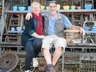 FOR the past eight years Heath's Old Wares at Bangalow has been a Mecca for collectors of objects from a bygone era.