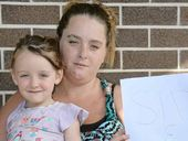 A YOUNG Toowoomba woman who went through the heartbreak of losing a child has selflessly started a campaign to help others in the same situation.