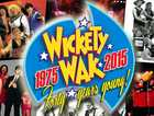 Wickety Wak – the most successful showband in Australia's history are turning forty and turning it on at the Ipswich Civic Centre.
