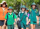 NATIONAL Walk Safely to School Day today is more than just a stroll to school with friends for Clinton State School students.