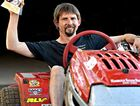 VIDEO: One for the trophy room: Mark's mower racing glory