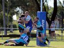 Panthers smash Norths Chargers 38-18