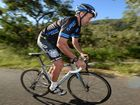 Former Olympic road cyclist tackles mountain cycle race