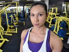 THE owners of a Maroochydore gym believe an armed man who approached them on Thursday night was looking for another business.