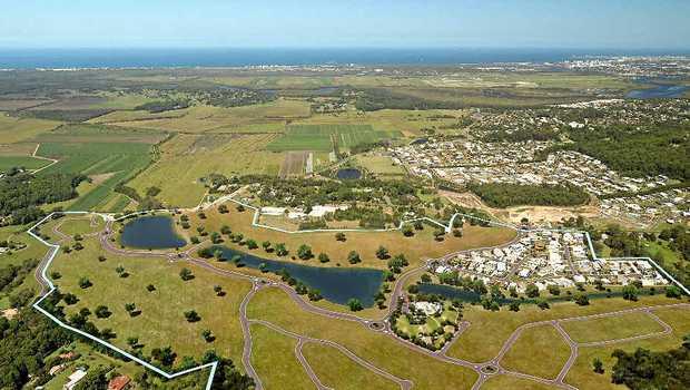 DEMAND for backyards is driving sales at a new Bli Bli estate, according to Parklakes 2 spokesman Rob Midgley.