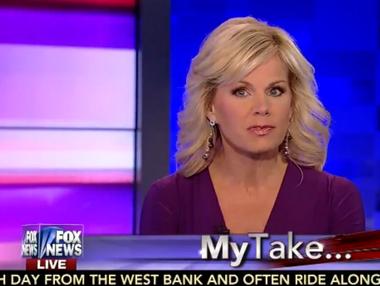 Gretchen Carlson of Fox News