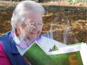Community servant and volunteer Nancy Perrin was honoured by Bellingen Shire Council at a morning tea,