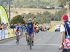 German rider is new FKG Tour of Toowoomba leader