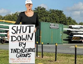 Indigenous land rights stoush over Maroochy rowing facility