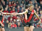 BRISBANE'S rise up the ladder has been cut short by Essendon, with Joe Daniher's career-best six goals stopping the Lions' run of successive wins at two.