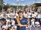 FOR 19 years, the Goolagong Foundation has been giving Indigenous kids around Australia the chance to have a hit and take their tennis further.