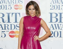 Caroline Flack defends relationship with Harry Styles
